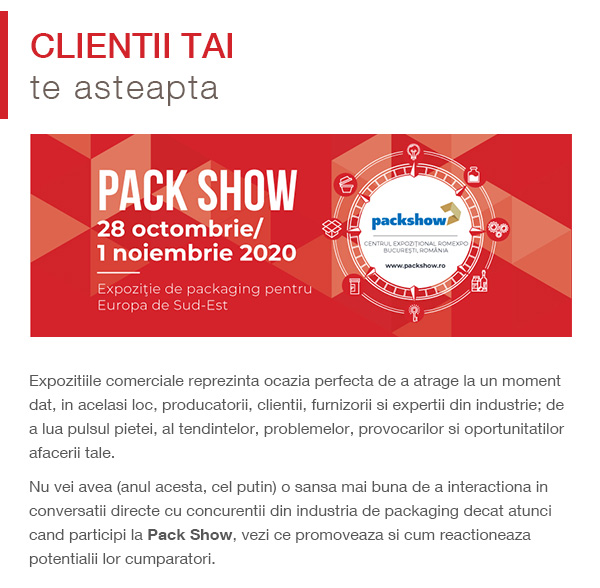 PACK SHOW